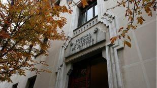 El TSJM suspende de forma cautelar el proceso de adjudicación de obras de la Ciudad de la Justicia