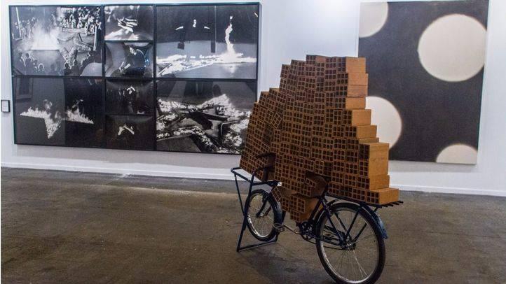 El arte argentino busca generar sinergias con creadores españoles con la exposición