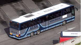 Autobús Alsa