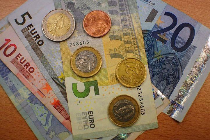 Billetes y monedas (archivo)