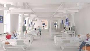 El Corte Inglés ayuda a la Fundación Aladina a financiar la nueva UCI Aladina del Hospital Niño Jesús