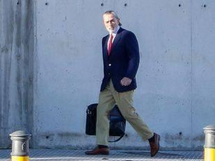 Correa, Crespo y 'El Bigotes' entran en prisión
