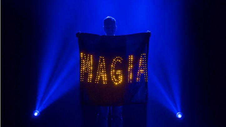 Espectáculo de magia en el Price.