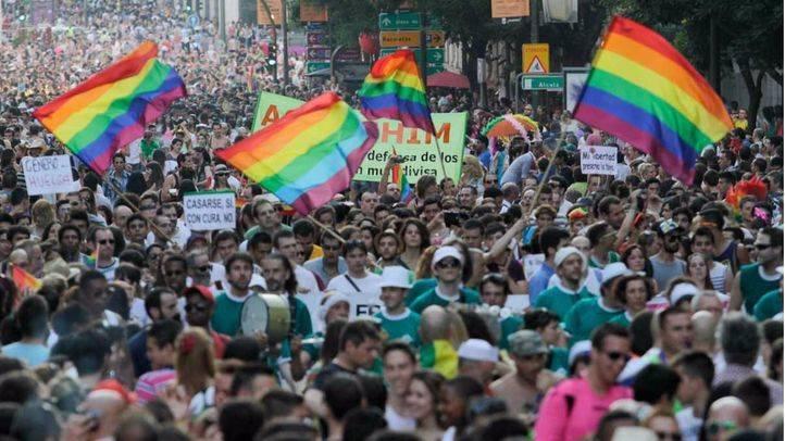 La Comunidad realizó más de 15.000 intervenciones en el colectivo LGTBI el año pasado