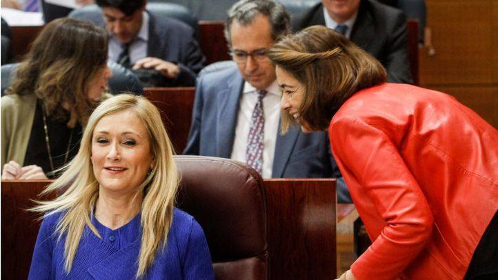 Moñux y Ossorio ponen fin a su enfrentamiento en los tribunales