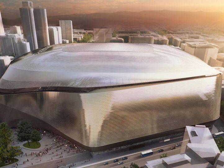 El Real Madrid asumirá el coste de remodelar los 37.000 metros cuadrados de espacio público que rodean el Bernabéu