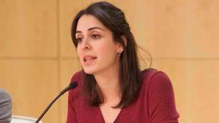 Rita Maestre, tras una Junta de Gobierno. (Archivo)