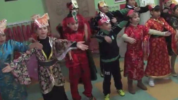 El Colegio Montfort celebra el Año Nuevo chino