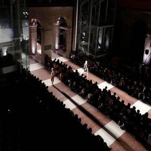 Mercedes Benz-Fashion Week Madrid 2017 en la Real Casa de Correos