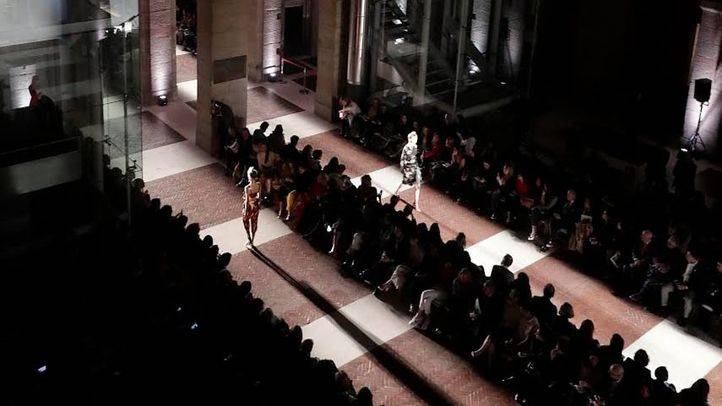 Roberto Verino inaugura la Madrid Fashion Week