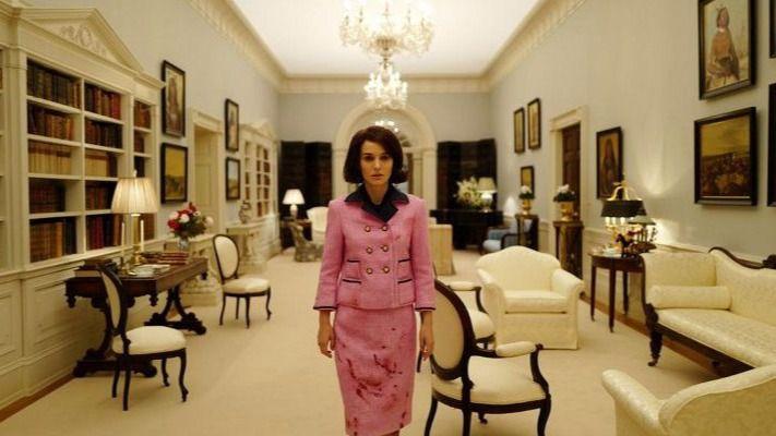 Natalie Portman en un fotograma de 'Jackie', de Pablo Larraín
