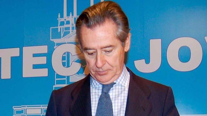 Miguel Blesa expresidente de Caja Madrid