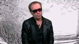 Nacho García Vega durante la entrevista con Diariocrítico