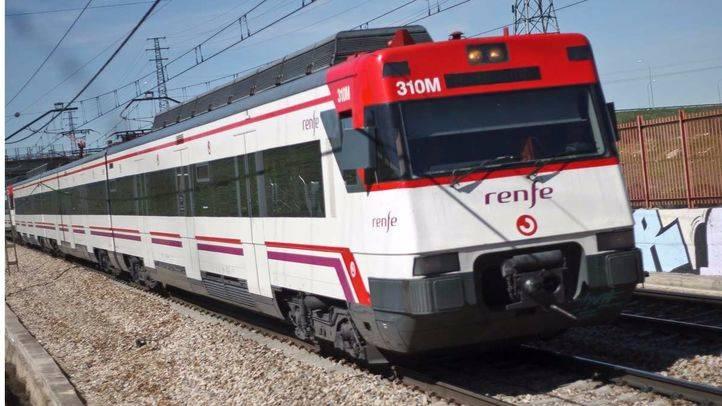 Tren de Cercanias Renfe. (Archivo)