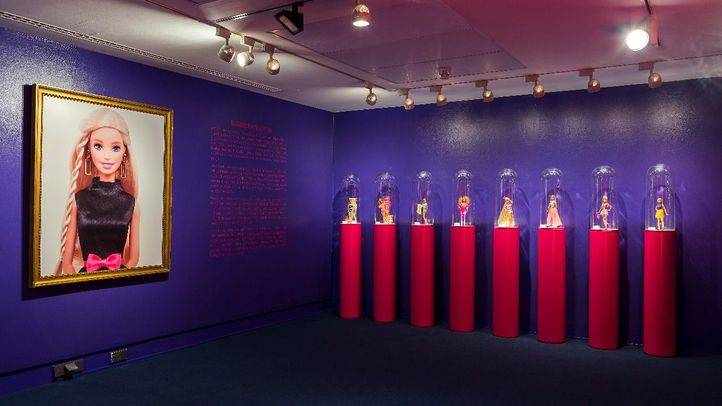'Más allá de la muñeca' se puede visitar hasta el 2 de mayo