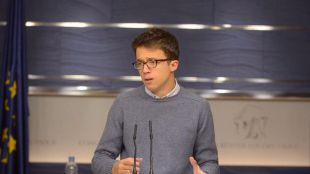 Íñigo Errejón dejará la portavocía en el Congreso