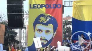 El partido de Leopoldo López se concentra en Colón