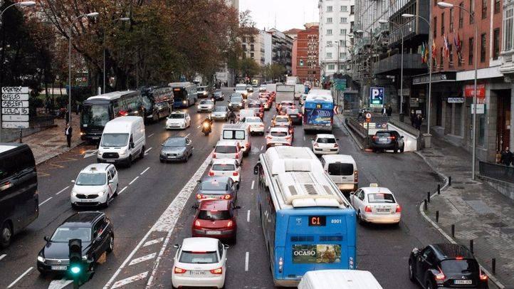 El Ayuntamiento no quiere más vehículos en Madrid