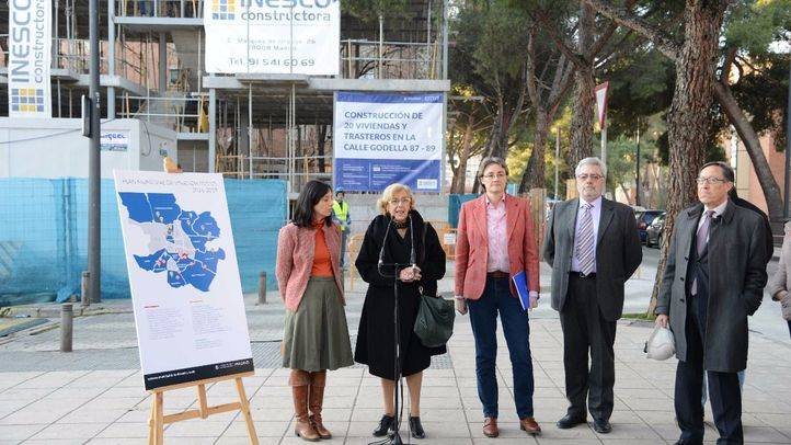 Villaverde y Puente de Vallecas acogerán las primeras viviendas sociales del Ayuntamiento