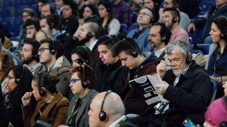 Madrid se convierte durante dos días en punto de encuentro de emprendedores