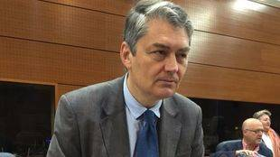 Daniel Álvarez Cabo, diputado de Ciudadanos en la Asamblea de Madrid. (Archivo)