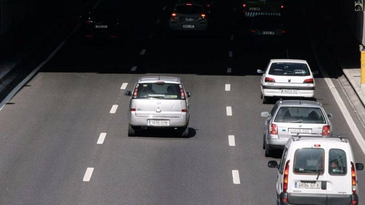 Restablecida la circulación en el túnel de María de Molina, en dirección A2