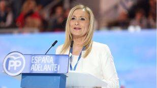 Cifuentes quiere volver a ser candidata en 2019