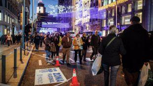 El 71% de los ciudadanos aprueba las medidas de tráfico implementadas en Navidad