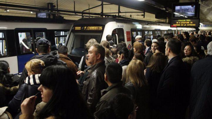 Convocados paros parciales en Metro a partir de este viernes