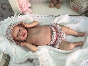 Bebés reborn: muñecos casi reales