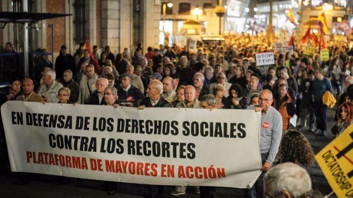 Las Marchas de la Dignidad volverán a las calles este sábado