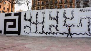 El arte invade las calles de Madrid