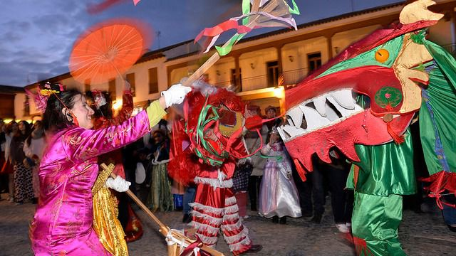 Carnaval de Valdemoro (archivo)