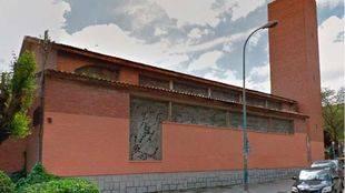 Tres encapuchados agreden y roban al párroco de una iglesia de Coslada, de 77 años