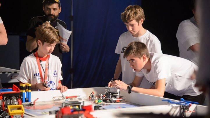 Villanueva de la Cañada acoge una nueva edición del Torneo FLL de ciencia e investigación para jóvenes