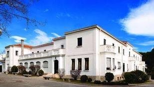 Edificio del Eurocolegio Casvi en Tres Cantos