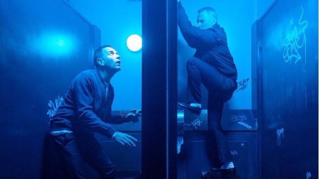 Ewan McGregor y Robert Carlyle en un fotograma de 'T2 Trainspotting', de Danny Boyle