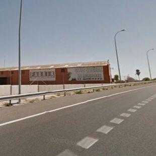 Aparece muerto en la carretera M-407 de Humanes, frente a la discoteca Fabrik