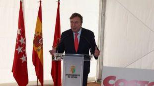 Juan Soler gobernó Getafe entre 2011 y 2015 y ahora es concejal de la oposición.