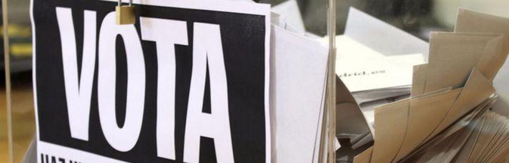La votación ciudadana en Madrid ha costado más de 1,1 millones de euros