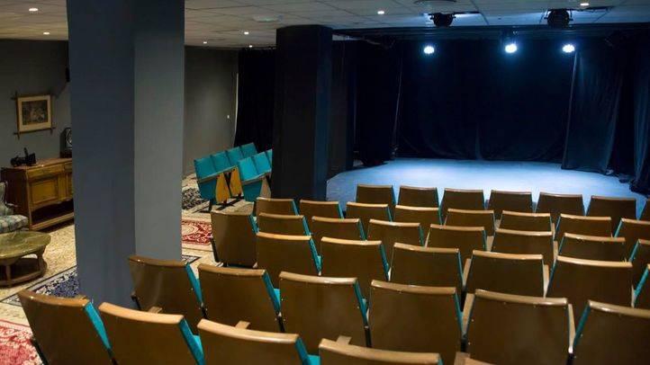 La Encina teatro en la calle Ercilla, 15