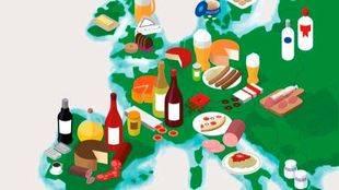 Hasta 2.000 productos típicos de la gastronomía europea sin salir de Madrid