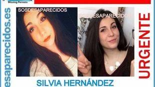 Vista por última vez en Madrid la joven salmantina desaparecida este viernes
