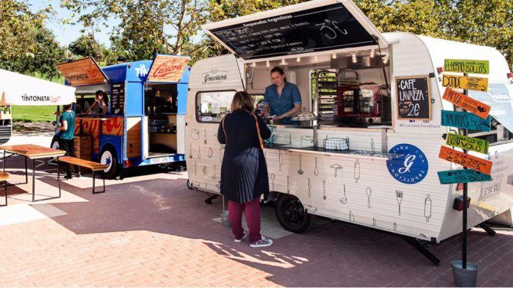 Food Trucks: gastronomía sobre ruedas