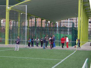 Canal de Isabel II gestionará las escuelas de fútbol y pádel de Chamberí