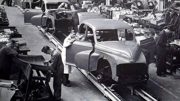 El sector del automóvil se recupera lentamente