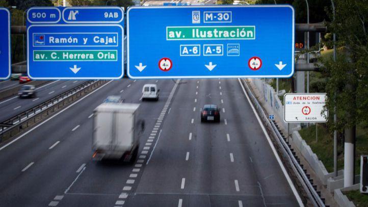 Aprobada la comisión de investigación sobre Madrid Calle 30 con el voto en contra del PP