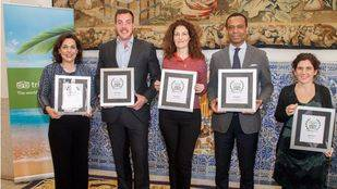Cinco hoteles madrileños reciben los 'Oscar' al mejor hospedaje