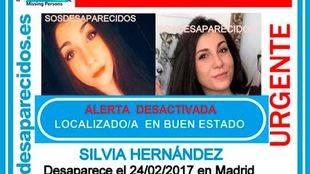 Localizada en Torremolinos la joven salmantina desaparecida en Madrid