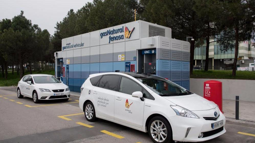San blas inaugura su segunda estaci n de recarga de gas for Imagenes de gas natural